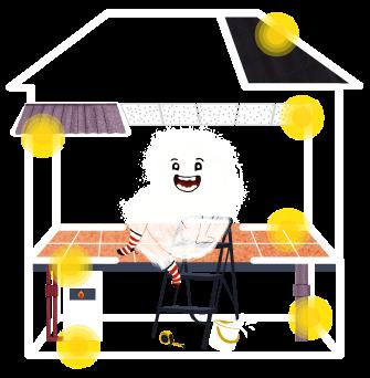 Où se trouve l'amiante dans votre logement ?
